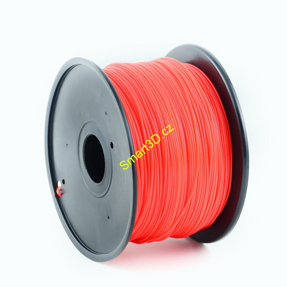 Filament Gembird ABS ČERVENÁ | 1,75mm | 1 kg