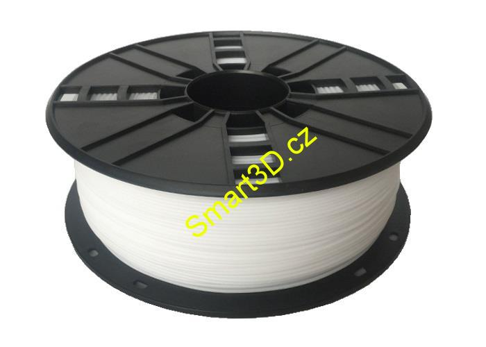 Filament Gembird / NYLON / BÍLÁ / 1,75 mm / 1 kg.