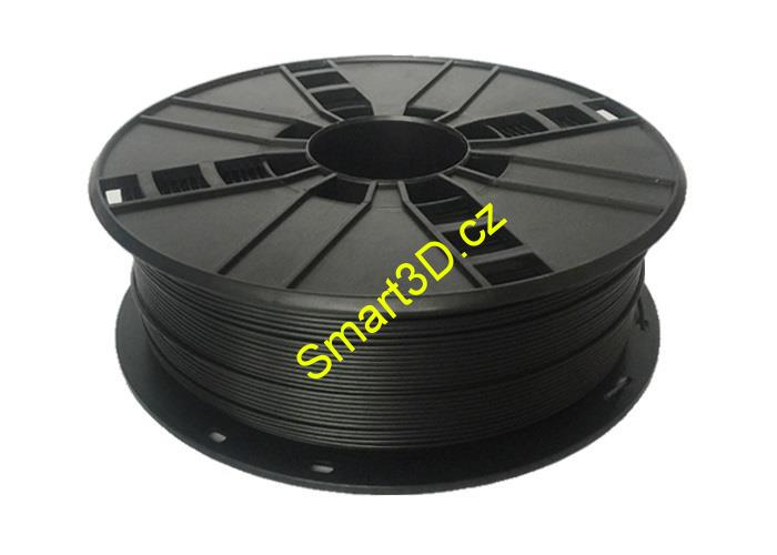 Filament Gembird / NYLON / Black / 1,75 mm / 1 kg.
