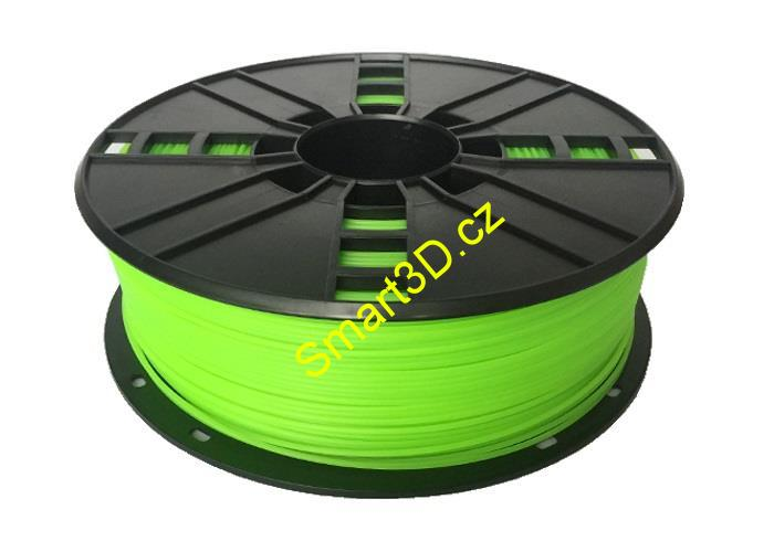 Filament Gembird / NYLON / ZELENÁ / 1,75 mm / 1 kg.