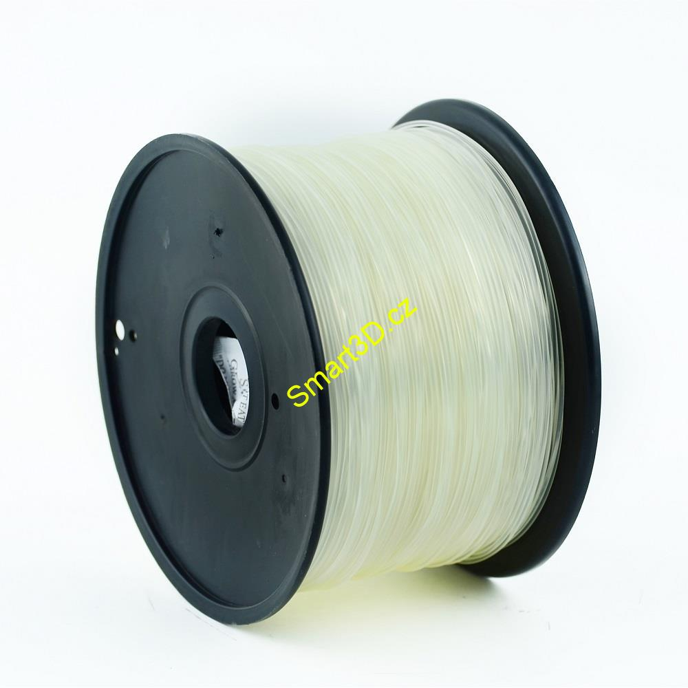 Filament Gembird / PLA / Transparent / 1,75 mm / 1 kg.