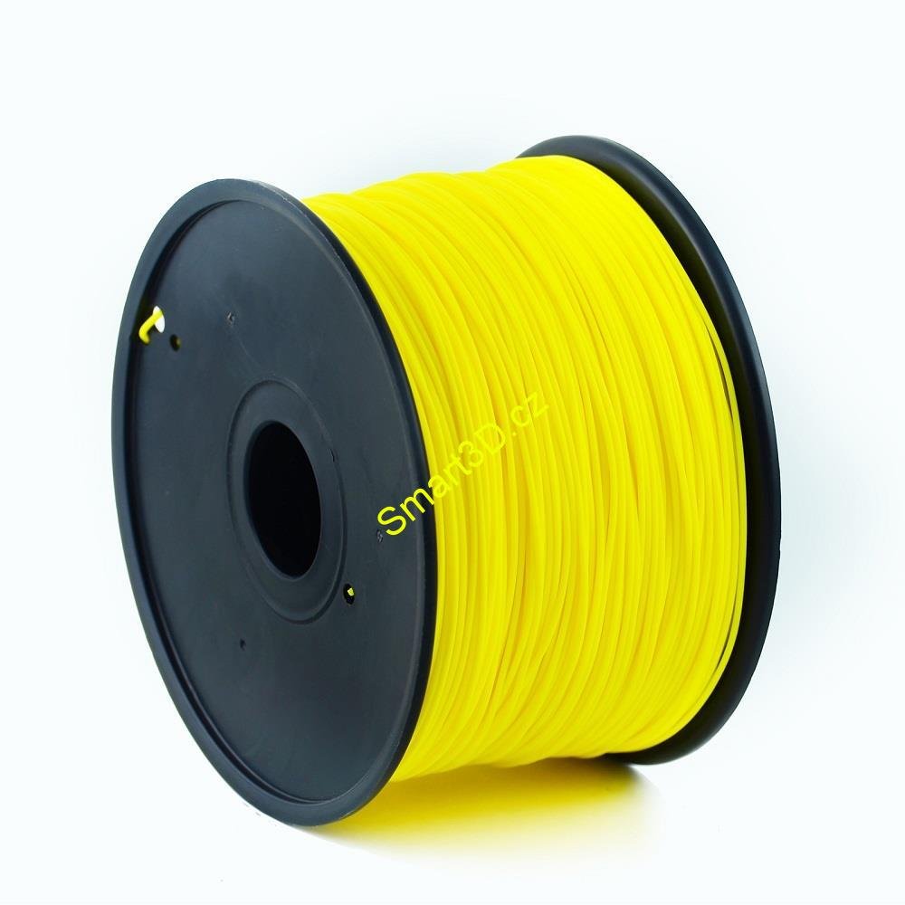 Filament Gembird / PLA / Yellow / 1,75 mm / 1 kg.