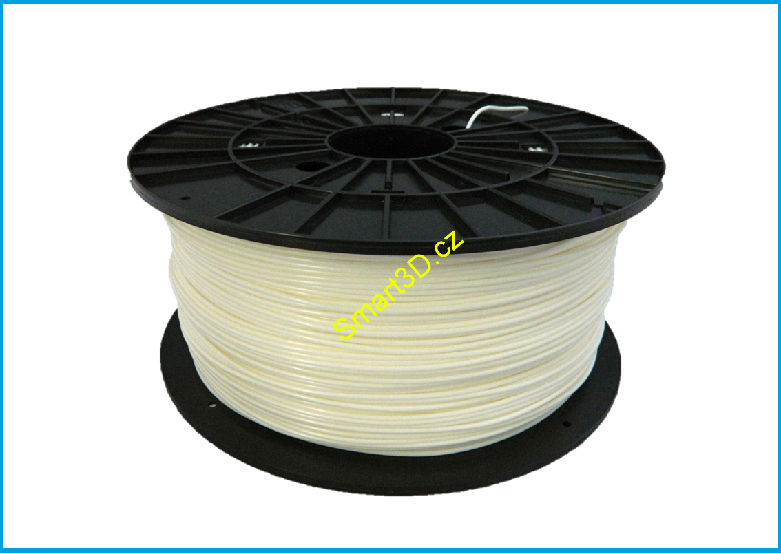 Filament FILAMENT-PM / ABS / bílá / 1,75 mm / 1 kg.