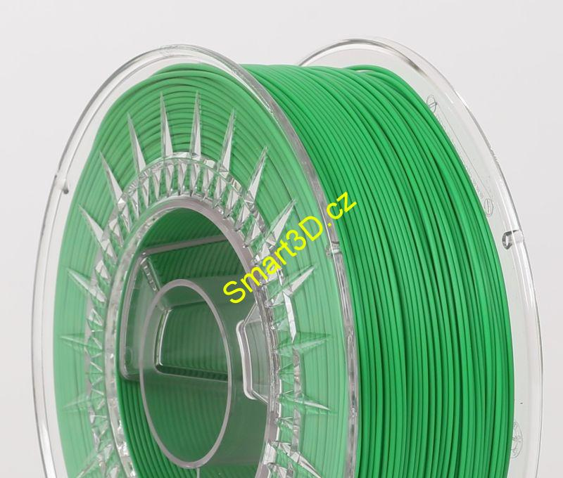 Filament PRINT WITH SMILE / PLA / ZELENÁ / 1,75 mm / 1 kg.