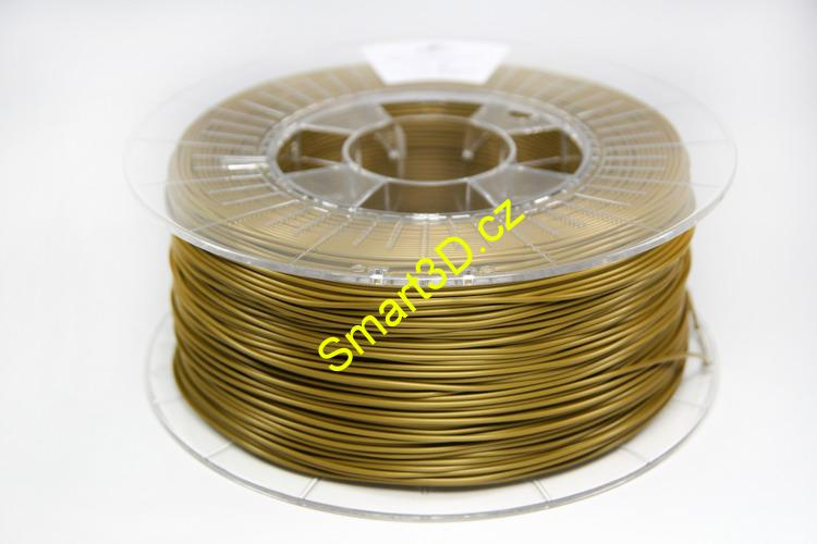 Filament SPECTRUM / PLA / ZLATÁ / 1,75 mm / 1 kg