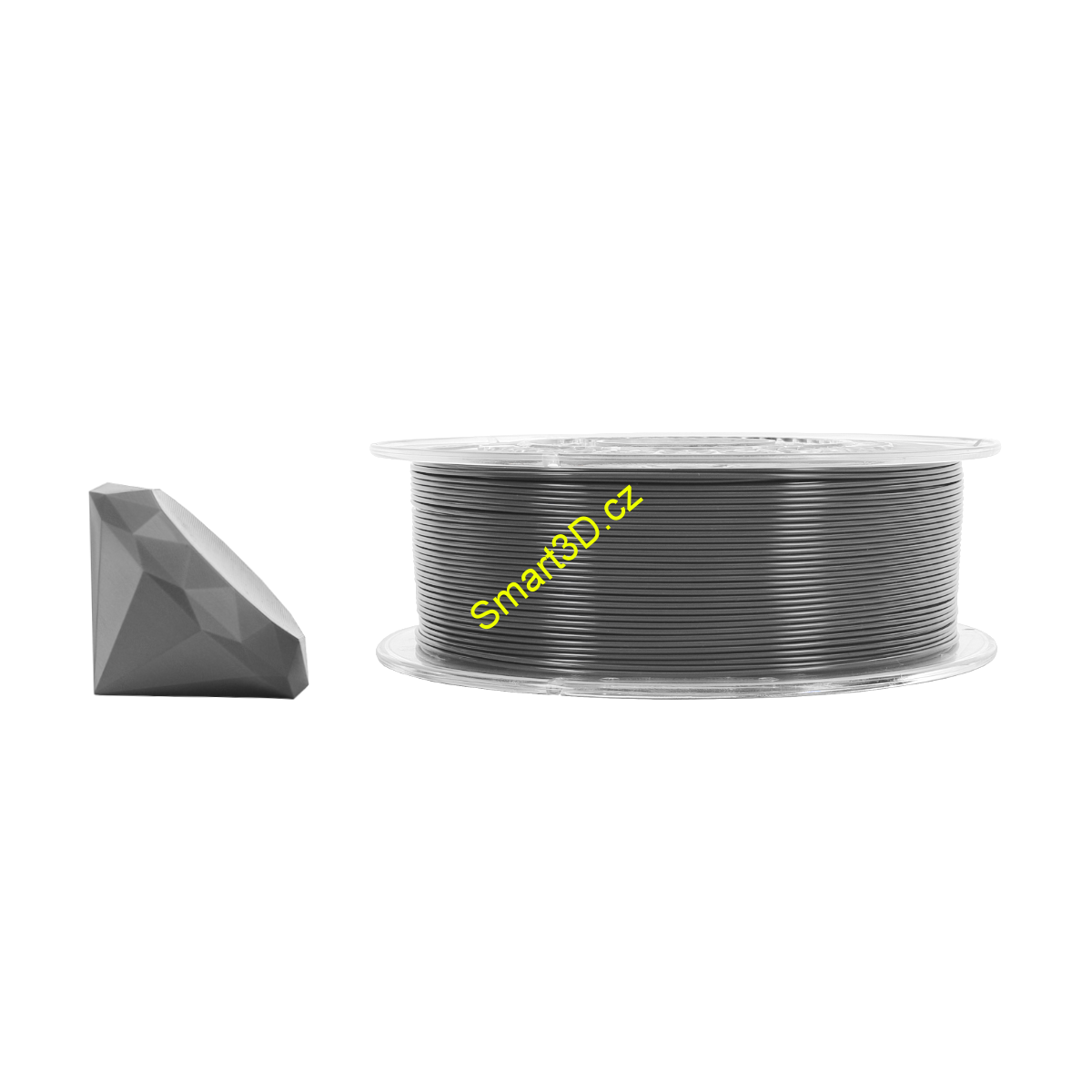 "Filament PRINT IT!  / PLA / ŠEDÁ ""SHADOW"" / 1,75 mm / 1 kg."