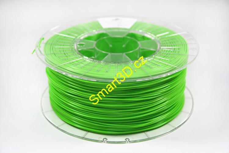 Filament SPECTRUM / PLA / LIME ( SHREK ) GREEN / 1,75 mm / 1 kg