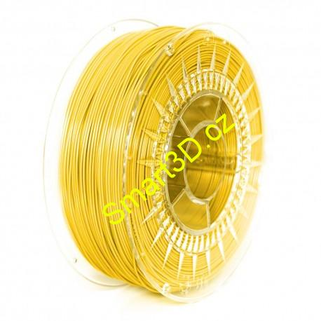 Filament DEVIL DESIGN / ABS / BRIGHT YELLOW / 1,75 mm / 1 kg.