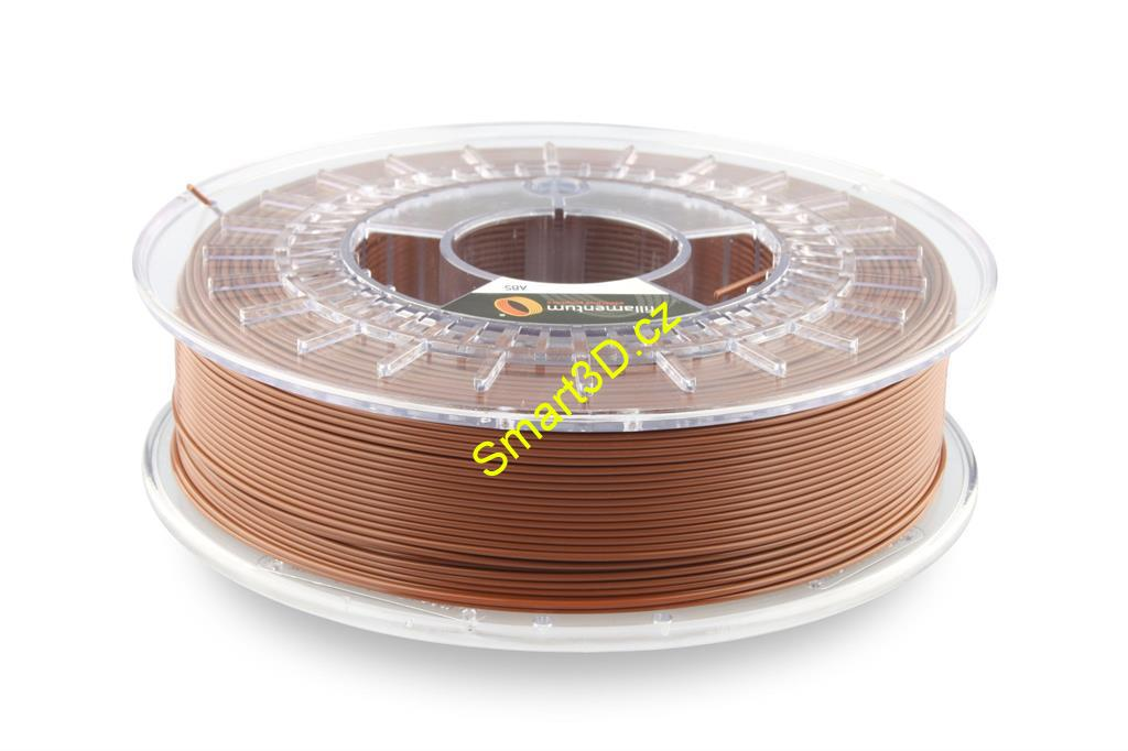 Filament FILLAMENTUM / ABS / SIGNAL BROWN RAL 8002 / 1,75 mm / 0,75 kg.
