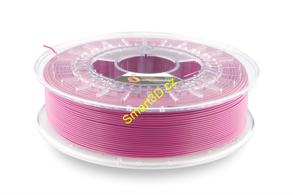 Filament FILLAMENTUM / ABS / TRAFFIC PURPLE RAL 4006 / 1,75 mm / 0,75 kg.