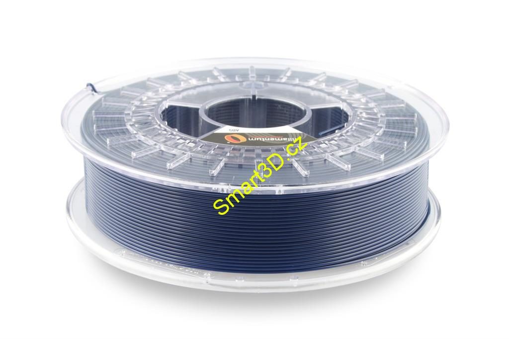 Filament FILLAMENTUM / ABS / COBALT BLUE RAL 5013 / 1,75 mm / 0,75 kg.