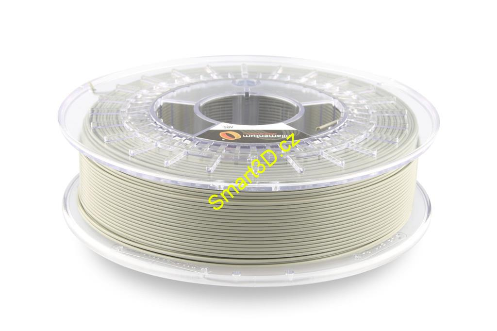 Filament FILLAMENTUM / ABS / CONCRETE GREY RAL 7023 / 1,75 mm / 0,75 kg.