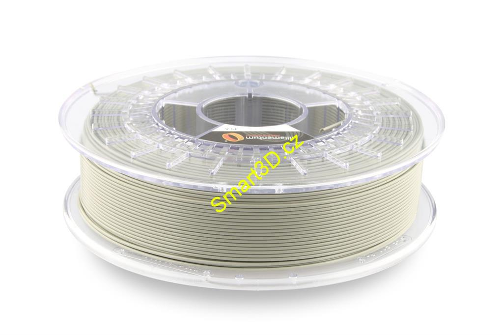 Filament FILLAMENTUM / PLA / CONCRETE GREY RAL 7023 / 1,75 mm / 0,75 kg.