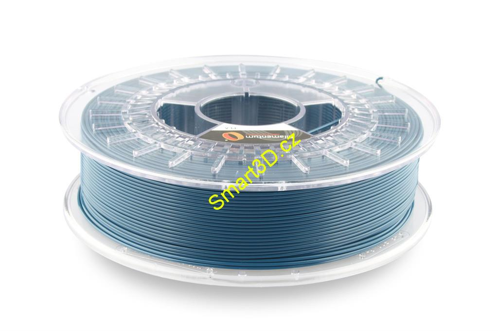 Filament FILLAMENTUM / PLA / GREEN BLUE RAL 5001 / 1,75 mm / 0,75 kg.