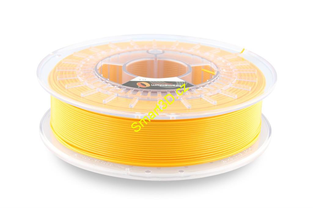 Filament FILLAMENTUM / PLA / SIGNAL YELLOW RAL 1003 / 1,75 mm / 0,75 kg.