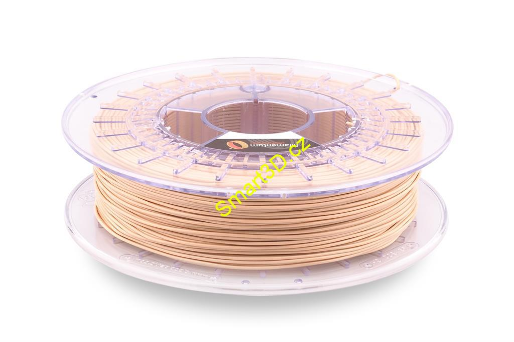 Filament FILLAMENTUM / FLEXFILL 98A / POWDER BEIGE / 1,75 mm / 0,5 kg.