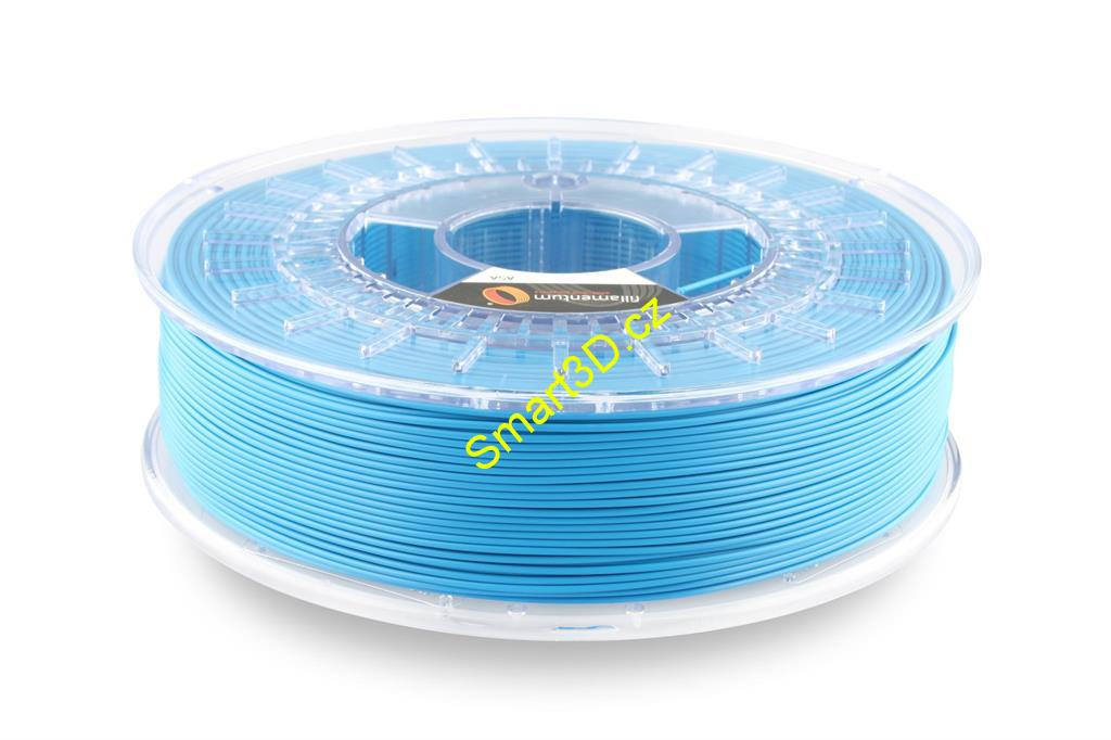 Filament FILLAMENTUM / ASA / SKY BLUE RAL 5015 / 1,75 mm / 0,75 kg.