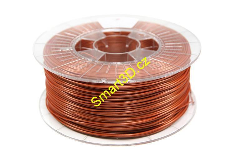 "Filament SPECTRUM / PLA PRO / MĚDĚNÁ ""RUST"" / 1,75 mm / 1 kg"