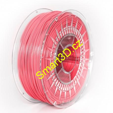 Filament DEVIL DESIGN / PLA / PINK / 1,75 mm / 1 kg.