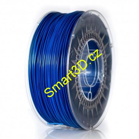 Filament DEVIL DESIGN / PETG / SUPER BLUE / 1,75 mm / 1 kg.