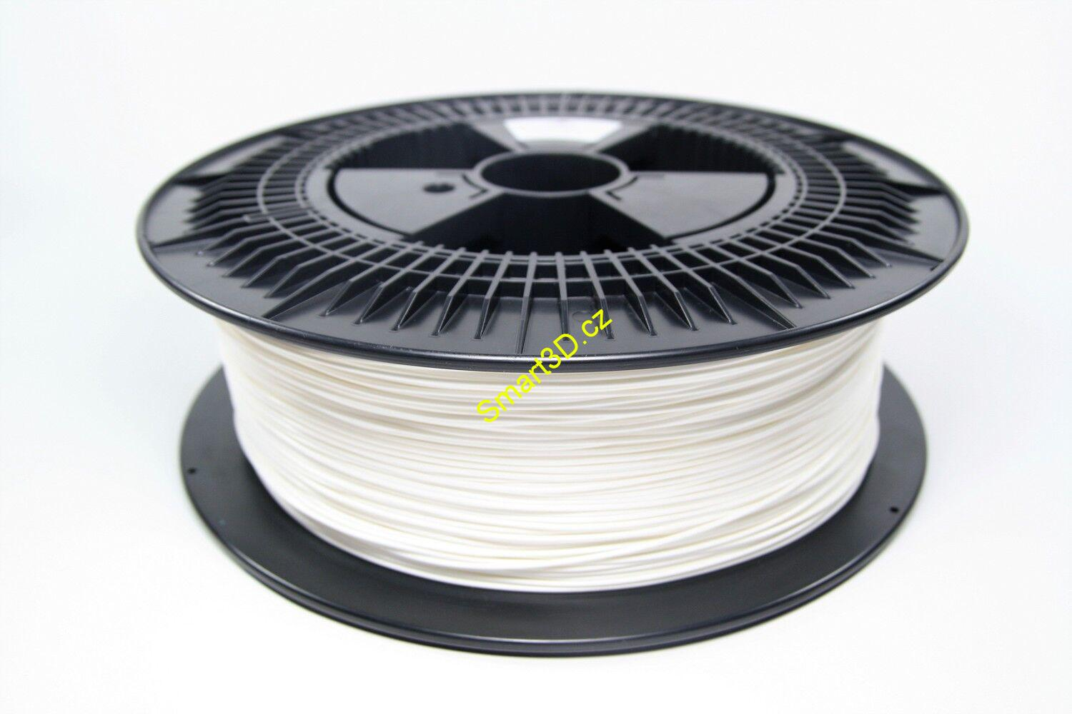 "Filament SPECTRUM / PLA / BÍLÁ ""POLAR"" / 1,75 mm / 2 kg"