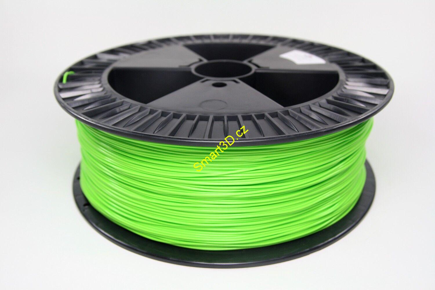 Filament SPECTRUM / PLA / LIME GREEN / 1,75 mm / 2 kg