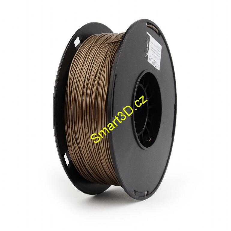 Filament Gembird PLA-plus Gold Metal | 1,75mm | 1 kg