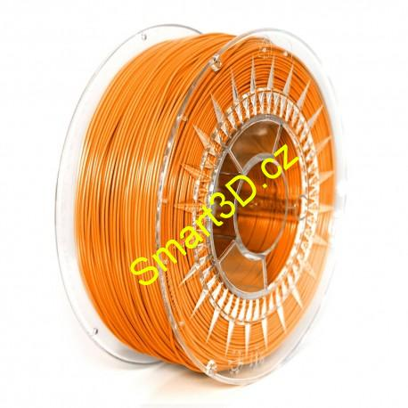 Filament DEVIL DESIGN / ABS / ORANGE / 1,75 mm / 1 kg.