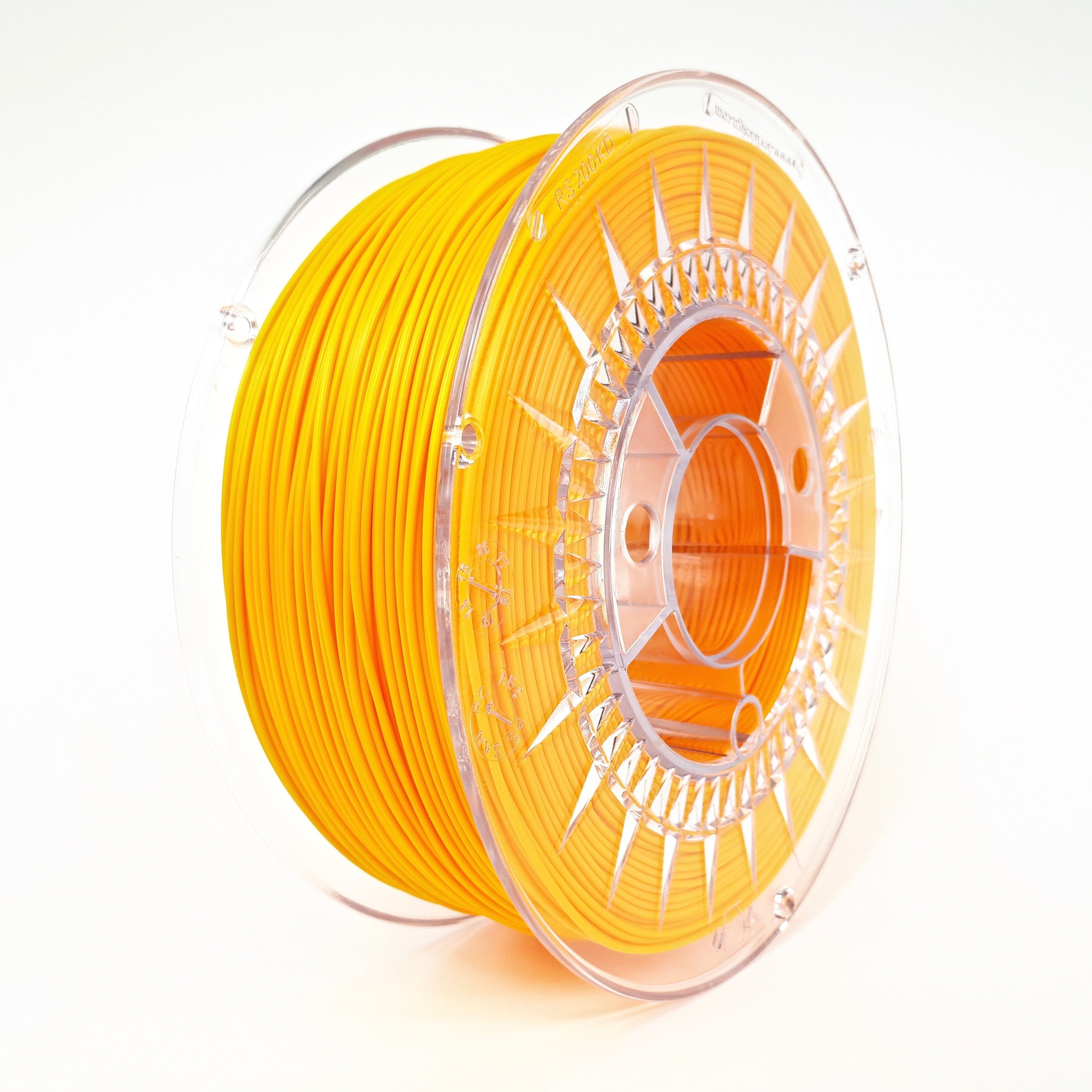 Filament DEVIL DESIGN / PETG / BRIGHT ORANGE / 1,75 mm / 1 kg.