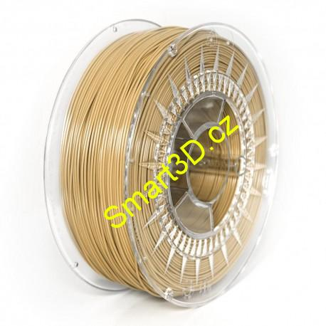 Filament DEVIL DESIGN / PLA / BEIGE / 1,75 mm / 1 kg.