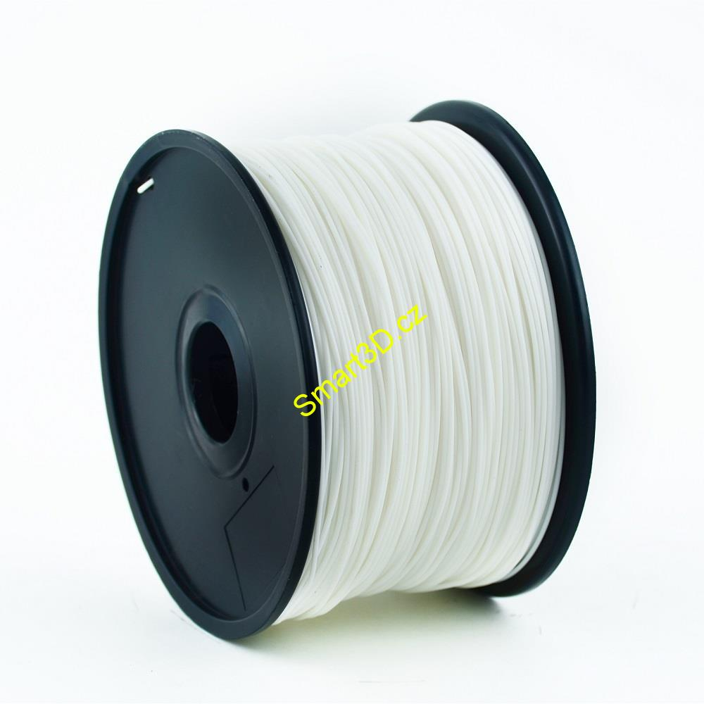 Filament Gembird ABS White | 1,75mm | 1 kg