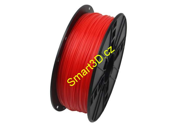 Filament Gembird ABS Fluorescent Red | 1,75mm | 1 kg