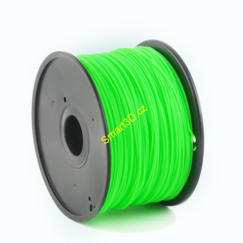 Filament Gembird ABS ZELENÁ | 1,75mm | 1 kg
