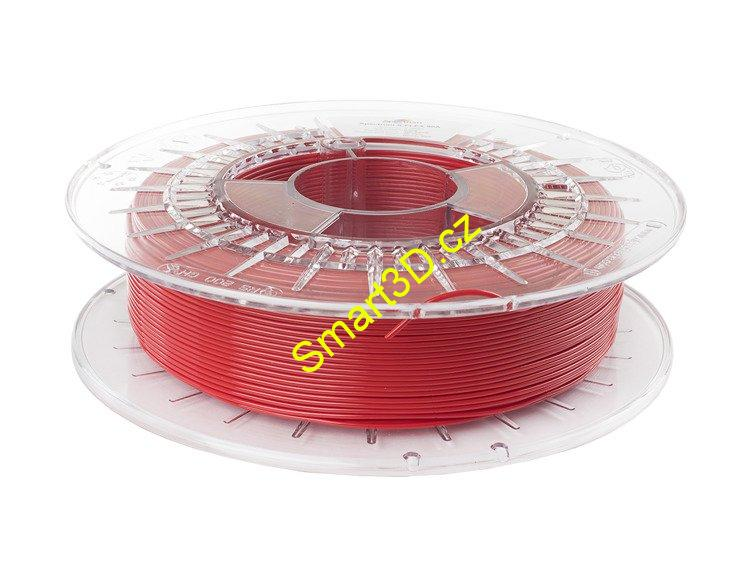 "Filament SPECTRUM / S-FLEX 90A / ČERVENÁ ""BLOODY"" / 1,75 mm / 0,50 kg"