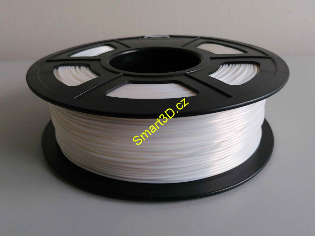 Filament FIBER3D / PLA SILK / BÍLÁ / 1,75 mm / 1 kg.