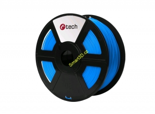 Filament C-TECH / PETG / MODRÁ / 1,75 mm / 1 kg