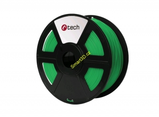 Filament C-TECH / PETG / ZELENÁ / 1,75 mm / 1 kg