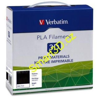 Filament VERBATIM / PLA / COLOR MIX - 10 metrů