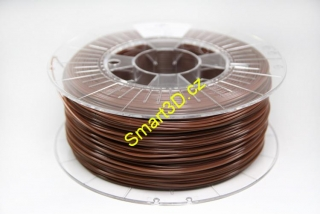 Filament SPECTRUM / PLA / CHOCOLATE BROWN / 2,85 mm / 0,85 kg