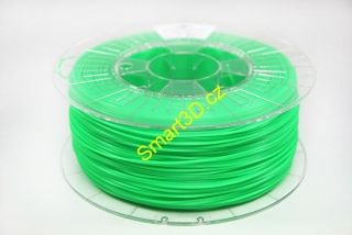 Filament SPECTRUM / PLA / FLUORESCENT GREEN/ 2,85 mm / 0,85 kg