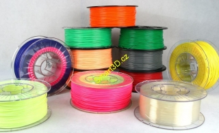 2.Q. SPECTRUM / PLA / NATURAL WITH GLITTER / 1 kg