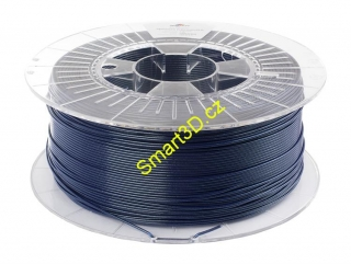 Filament SPECTRUM / PETG GLITTER / STARDUST BLUE / 1,75 mm / 1 kg