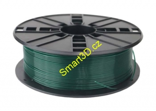 Filament Gembird / PLA / Christmas Green / 1,75 mm / 1 kg.