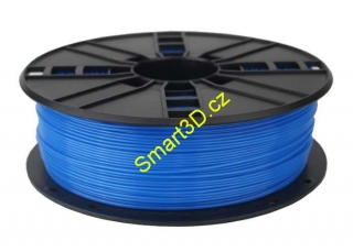 Filament Gembird / PLA / Fluorescent Blue / 1,75 mm / 1 kg.