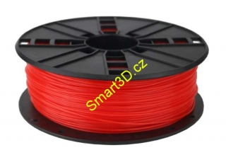 Filament Gembird / PLA / Fluorescent Red / 1,75 mm / 1 kg.