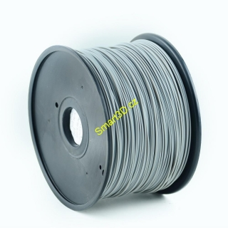 Filament Gembird / PLA / Gray / 1,75 mm / 1 kg.