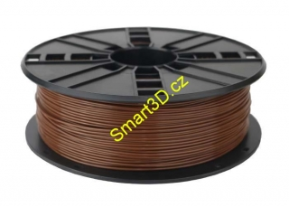Filament Gembird / PLA / Brown / 1,75 mm / 1 kg.