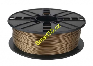 Filament Gembird / PLA / Gold / 1,75 mm / 1 kg.