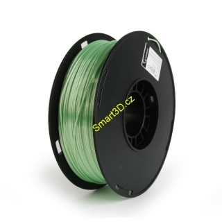 Filament Gembird / POLYMER GLOSSY / Silk Green / 1,75 mm / 1 kg.
