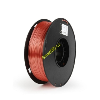 Filament Gembird / POLYMER GLOSSY / Silk Red / 1,75 mm / 1 kg.